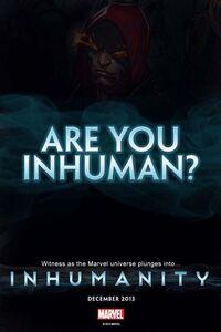 Inhumanity 001