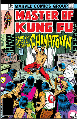 Master of Kung Fu Vol 1 90