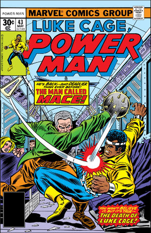 Power Man Vol 1 43