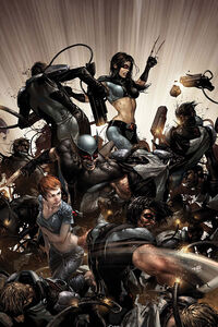 X-Force Vol 3 2 Textless