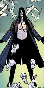 Magician (Guardineer) (Earth-616) from Astonishing Ant-Man Vol 1 2 001