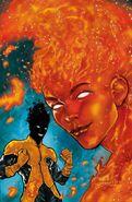 New Mutants Vol 3 3 Variant Pierfederici Textless