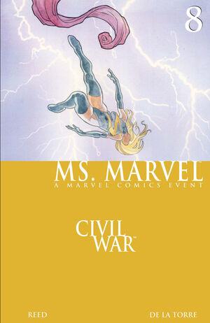 Ms. Marvel Vol 2 8