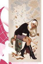 Spider-Gwen Vol 1 1 Hughes Variant Textless