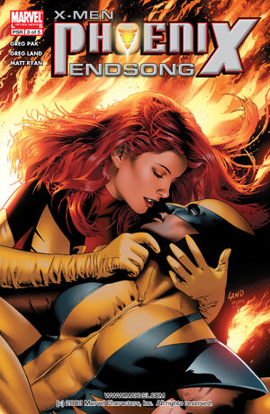 X-Men Phoenix Endsong Vol 1 3