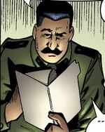 Josef Stalin (Earth-717) What If Fantastic Four Vol 1 1