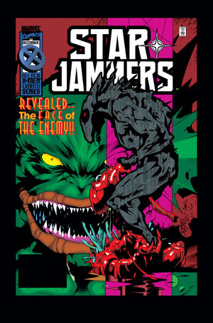 Starjammers Vol 1 3
