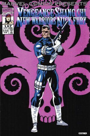 Marvel Comics Presents Vol 1 157