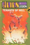 Alien Legion Tenants of Hell Vol 1 2