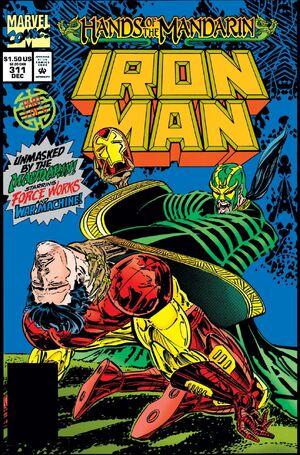 Iron Man Vol 1 311