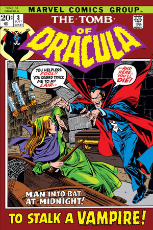 Tomb of Dracula Vol 1 3