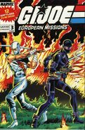 G.I. Joe European Missions Vol 1 3