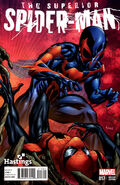 Superior Spider-Man Vol 1 17 Mckone Hastings Variant