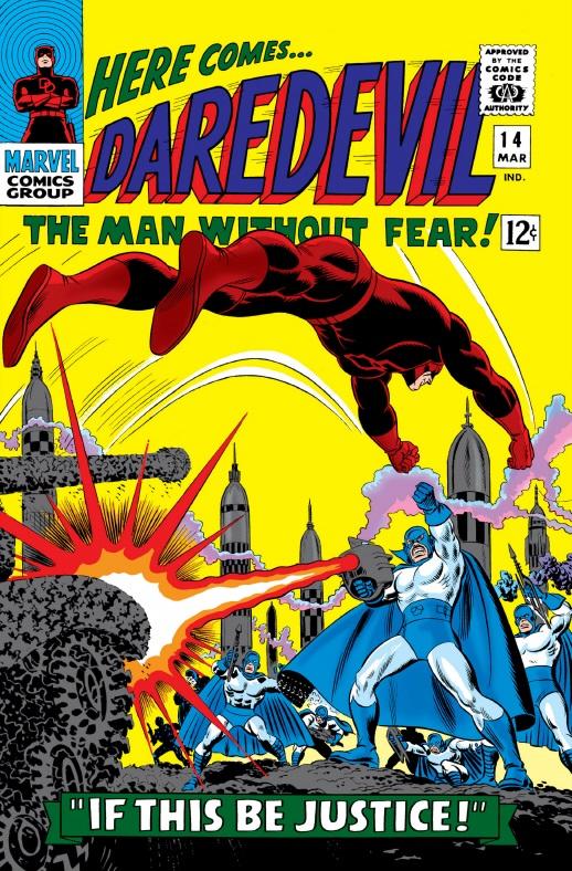 Daredevil Vol 1 14