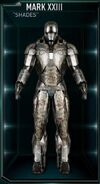 Iron Man Armor MK XXIII (Earth-199999)
