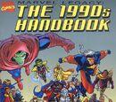Marvel Legacy: The 1990's Handbook Vol 1 1