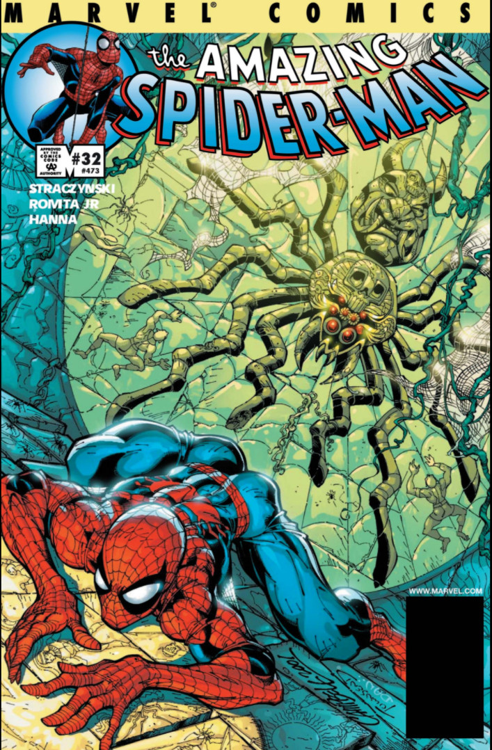 Man 32 Indicted In Alleged Misconduct With 14 Year Old: Amazing Spider-Man Vol 2 32