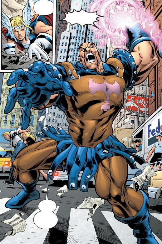 Executioner (Hela's Demon) (Earth-616) | Marvel Database ...