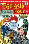 Fantastic Four Vol 1 6