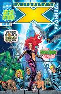 Mutant X Annual Vol 1 1999