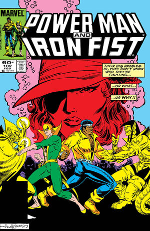 Power Man and Iron Fist Vol 1 102