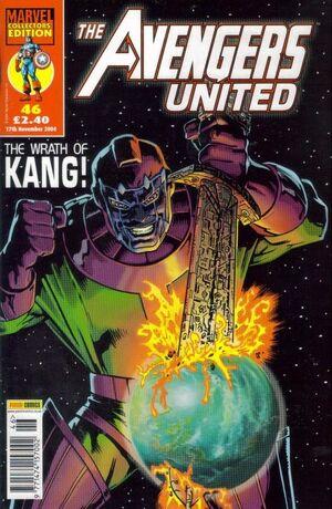 Avengers United Vol 1 46