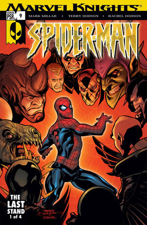 Marvel Knights Spider-Man Vol 1 9