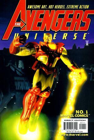Avengers Universe Vol 1 1