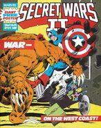 Secret Wars II (UK) Vol 1 34