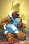 Ultimate Fantastic Four Vol 1 58 Textless