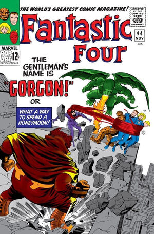 Fantastic Four Vol 1 44