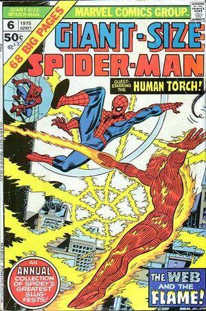 Giant-Size Spider-Man Vol 1 6
