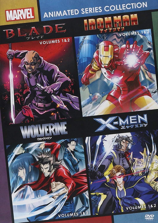 Marvel Anime - Wikipedia