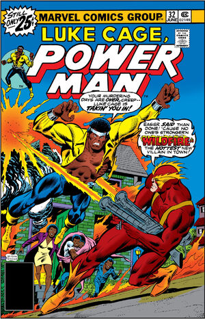 Power Man Vol 1 32