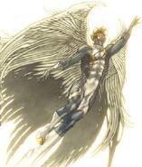Warren Worthington III (Earth-616) from Uncanny X-Force Vol 1 2 0001