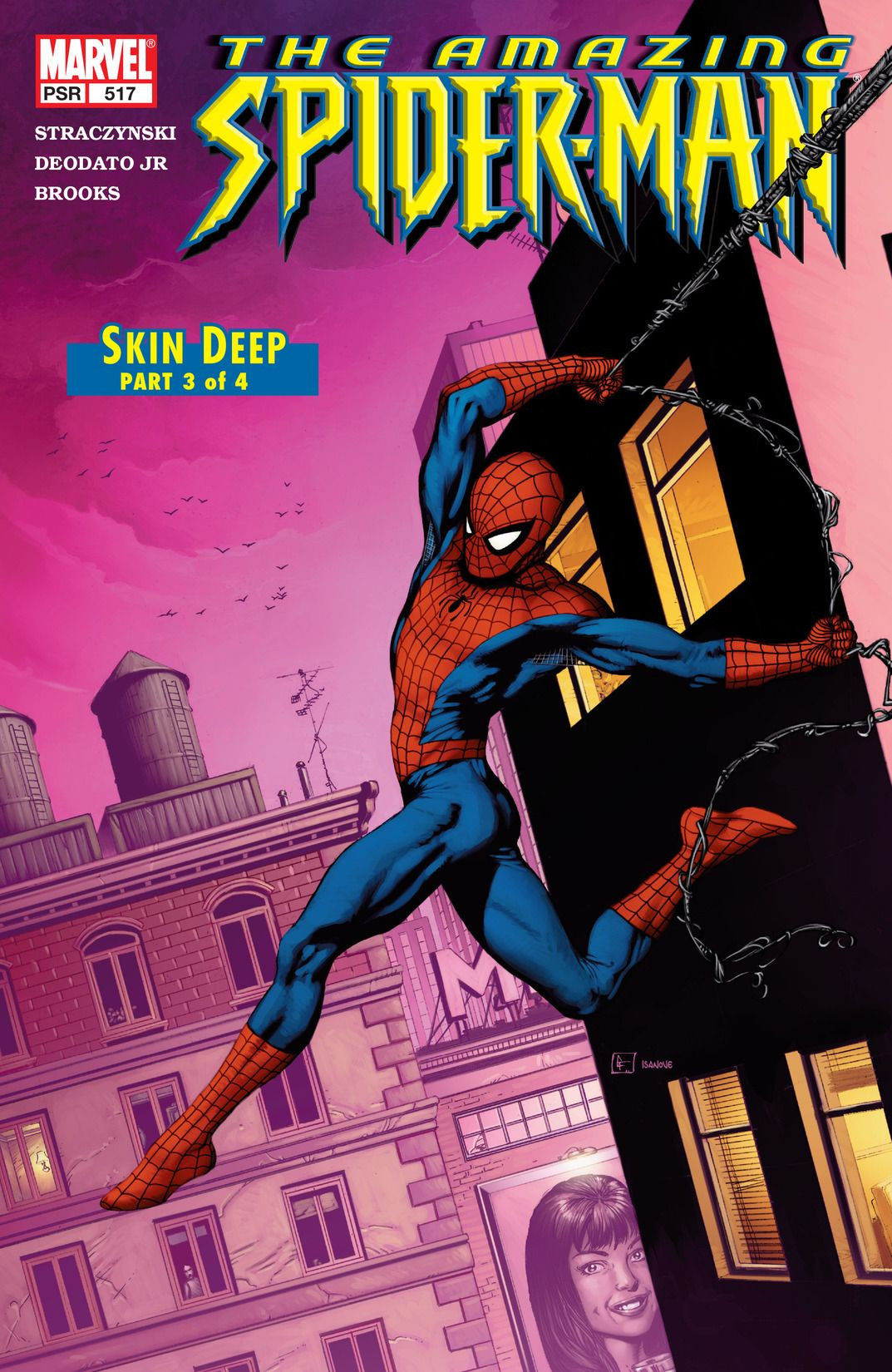 Amazing Spider-Man Vol 1 517