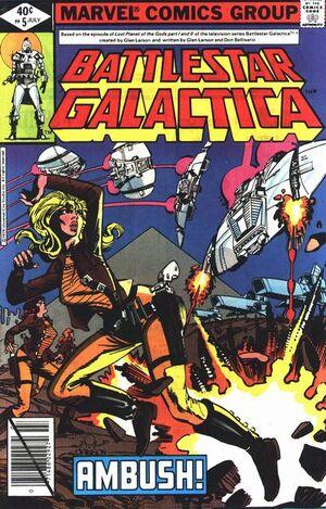 Battlestar Galactica Vol 1 5