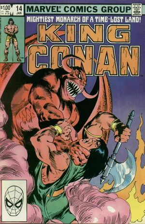 King Conan Vol 1 14
