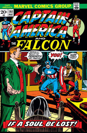 Captain America Vol 1 161