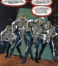 Latverian Liberation Front (Earth-616) - Alpha Flight Vol 1 91