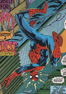 Peter Parker (Earth-616) from Amazing Spider-Man Annual Vol 1 27 001