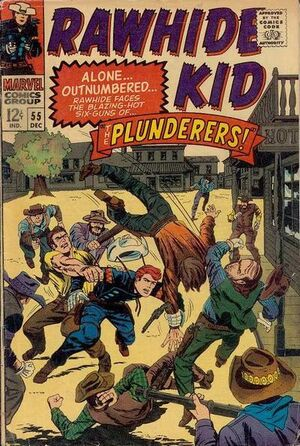 Rawhide Kid Vol 1 55