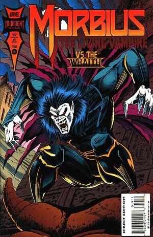 Morbius The Living Vampire Vol 1 19