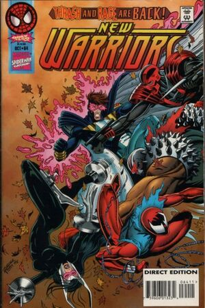 New Warriors Vol 1 64
