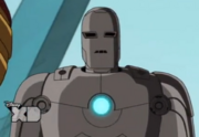 Iron Man Armor MK I (Earth-12041) 001
