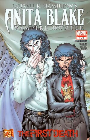 Anita Blake Vampire Hunter - The First Death Vol 1 1