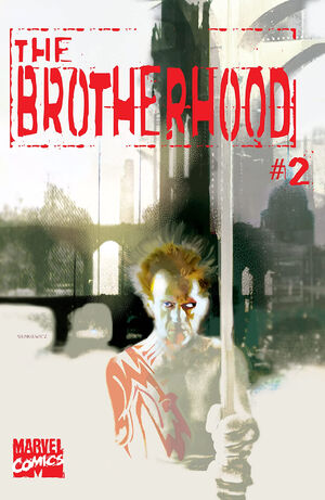 Brotherhood Vol 1 2