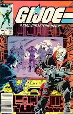 G.I. Joe A Real American Hero Vol 1 18