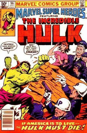 Marvel Super-Heroes Vol 1 96
