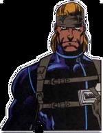 Alexander Pierce (Earth-1298) from Mutant X Vol 1 1 0001